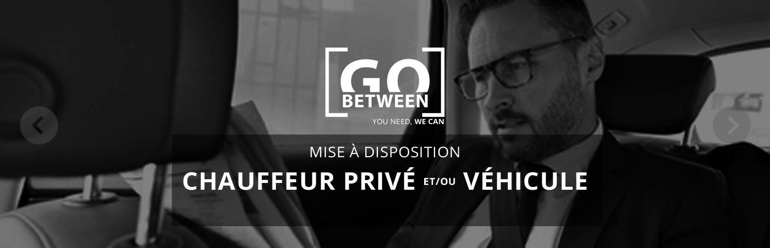 go between chauffeur priv paris chauffeur vtc et moto taxi. Black Bedroom Furniture Sets. Home Design Ideas