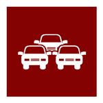 trafic et embouteillage