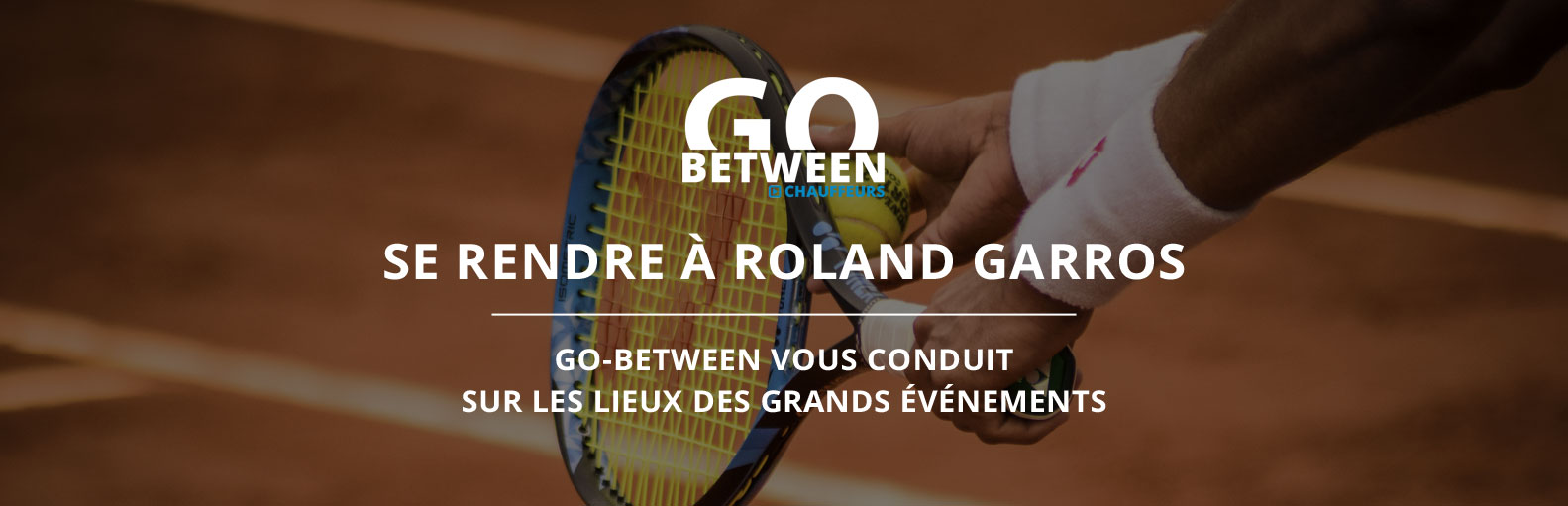 Se rendre à Roland Garros